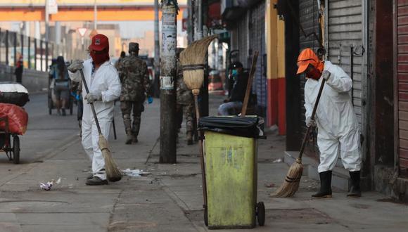 Negocios cercanos al mercado de Caquetá serán cerrados por diez días | FOTO: Ángela Ponce | TROME | GEC