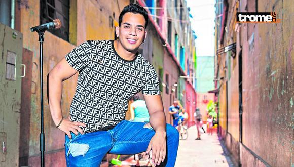 Jean Pierre Puppi es de 'barrio picante' y hoy triunfa con You Salsa. (FOTOS: ALLENGINO QUINTANA)