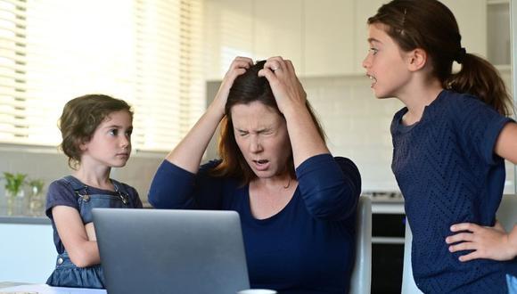 Consejos para vivir una cuarentena con hijos más llevadera.