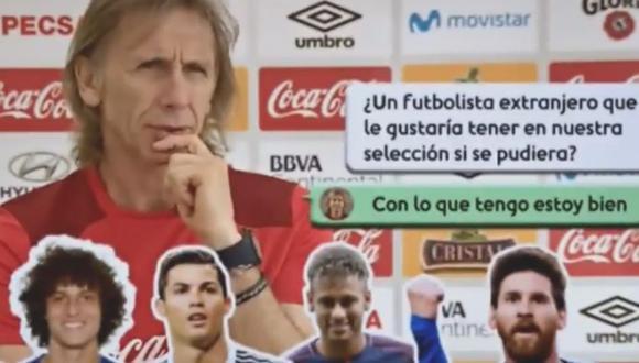 """Ricardo Gareca en """"Fútbol en América"""""""