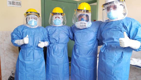 Amazonas: médicos de EsSalud realizaron cesárea exitosa a gestante con COVID-19