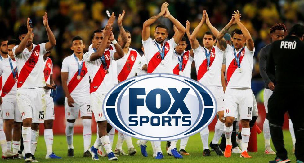 Once ideal de Fox Sports