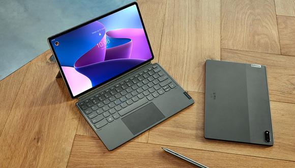 Lenovo presenta su nueva tableta que trae un mejor rendimiento y mayor pantalla. | Foto: Lenovo