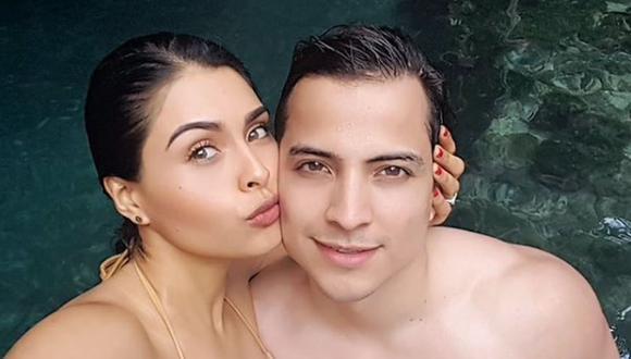 Aunque Kristal Silva no suele hablar de su pareja, se sabe que mantiene una relación de más de 11 años (Foto: Luis Ángel Garza/Instagram)