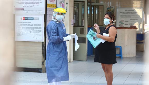 Tumbes: Defensoría pide garantizar atención de mujeres embarazadas con COVID-19 (Foto referencial).