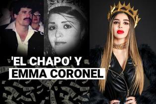"""Así enamoró """"el Chapo"""" Guzmán a Emma Coronel, a pesar de los 32 años de diferencia entre los dos"""