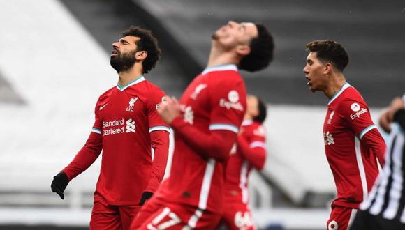 El Liverpool de Jürgen  Klopp no pasa un buen momento en lo futbolístico. (Foto: AP)