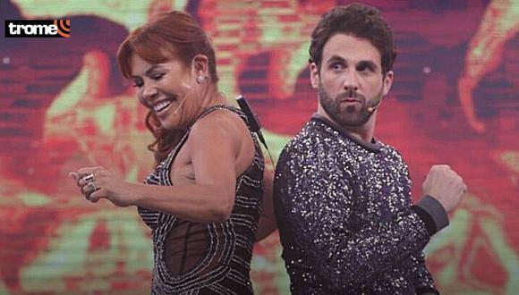 Magaly Medina y Rodrigo González (Foto: César Bueno/GEC)