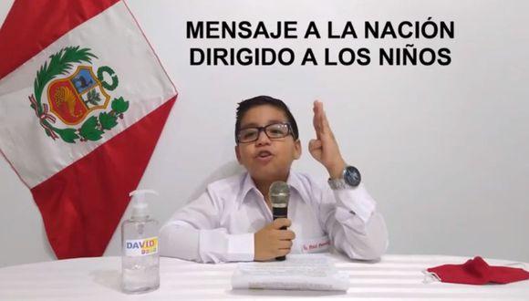 'Vizcarrita' da la hora en YouTube con sus populares mensajes a la Nación | TROME