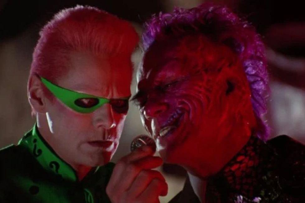 Jim Carrey y Tommy Lee Jones no se soportaban durante el rodaje (Foto: Warner Bross)