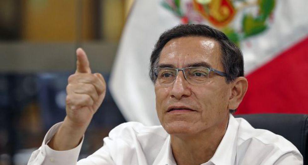 Martín Vizcarra anuncia ampliación del toque de queda hasta las 9 p.m. | Trome