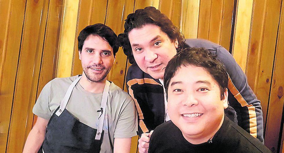 Gastón Acurio y otros chefs peruanos se unen por el medio ambiente.