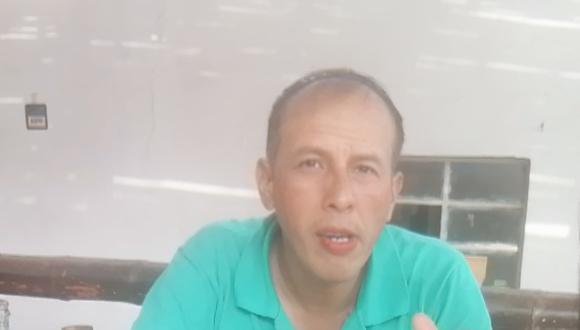 El empresario Elivio Efraín Inti Méndez (42), fue asesinado de seis balazos por sicarios venezolanos, en Villa María del Triunfo.