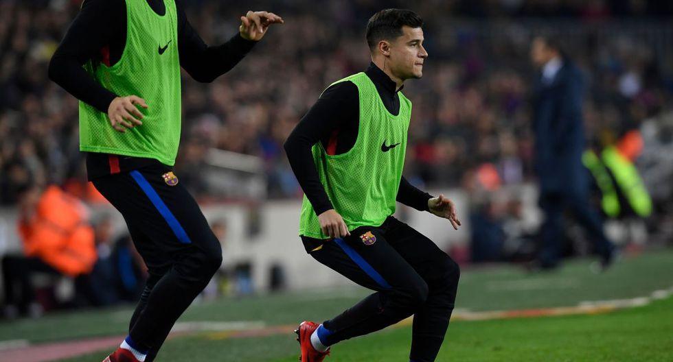 Philippe Coutinho entró por Iniesta y debutó con Barcelona: El legado, el presente y futuro [FOTOS]