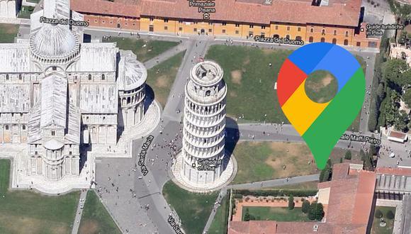 ¿Quieres ver el mapa de Google Maps en 3D usando tu celuiar? Estos son los trucos que puedes realizar. (Foto: Google)