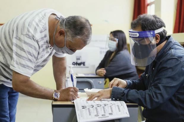 Las Elecciones generales en el Perú se realizarán el próximo 11 de abril (Foto: Andina)