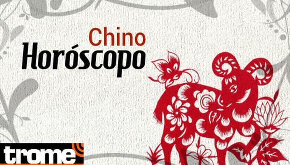 Horóscopo chino 2017 de hoy 4 de marzo