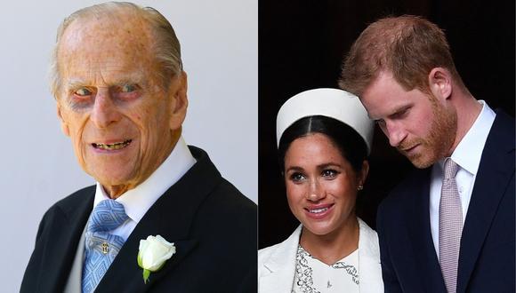Una fuente del periódico The New York Post informó que el príncipe Harry espera asistir al funeral de su abuelo Felipe. (Foto: AFP)