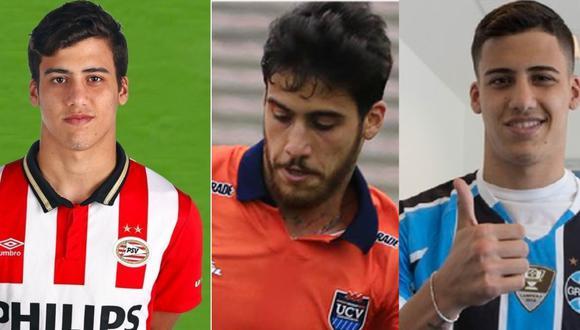 Beto Da Silva ha jugado en el PSV, Gremio y Sporting Cristal. Foto: Composición.