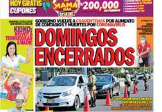 DOMINGOS ENCERRADOS