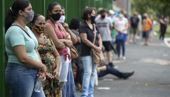 La ciudad elegida para el 'Proyecto S' (Proyecto Serrana) se localizada en el interior del estado de Sao Paulo y tiene una población de 45.000 habitantes, similar al número de pobladores que hay en Ibiza (España) y un poco más que los viven en el distrito de Barranco (Perú). (Foto AP / Andre Penner).