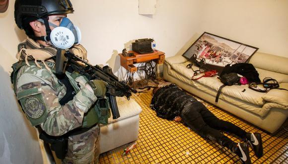 Piura: seis meses de prisión preventiva para dos sujetos por el presunto delito de tenencia ilegal de armas (Foto referencial: GEC)