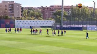 LaLiga: FC Barcelona se prepara para su partido más importante