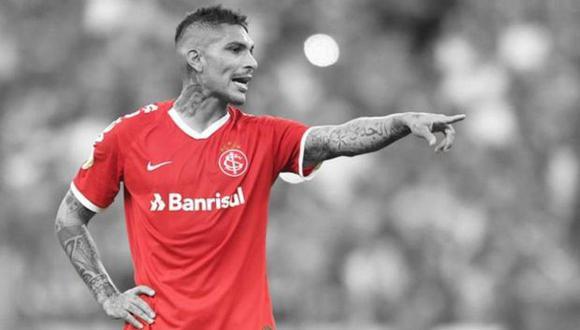 Guerrero es uno de los pilares del equipo de Odair Hellmann. (Foto: @SCInternacional)