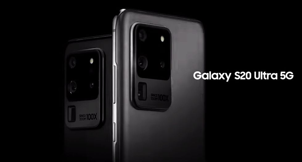 Con cámara hasta 108 megapíxeles. Samsung ha lanzado sus nuevos S20. (Foto: Samsung)