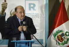 Aceptan apelación a la exclusión de la candidatura presidencial de Rafael López Aliaga
