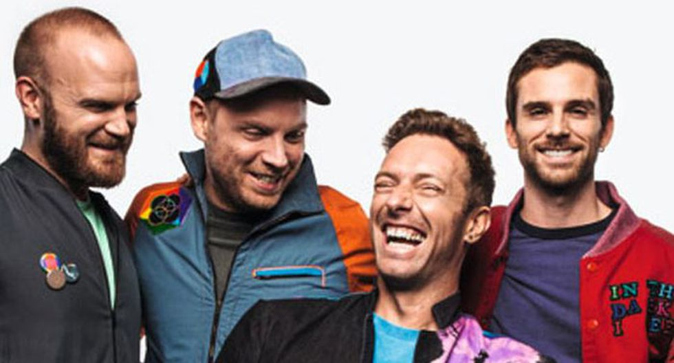 Coldplay, USD 88 millones