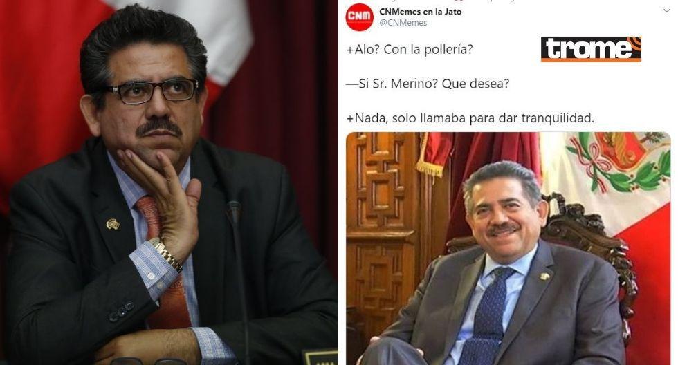 Usuarios se burlan de Manuel Merino con crueles memes que son tendencia en las redes sociales