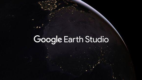Google Earth Studio exige un registro y solicitud para que pueda ser utilizado de forma gratuita.