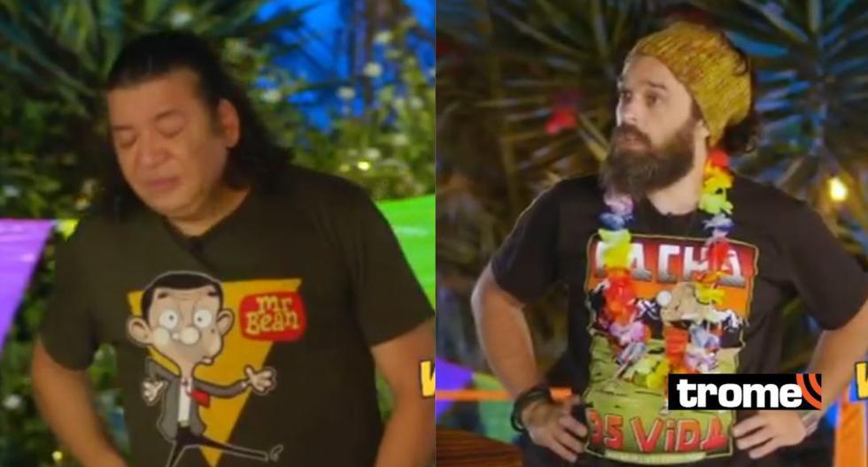 Carlos Vílchez se despide llorando de 'Noche de patas' antes de estrenar programa en ATV con JB