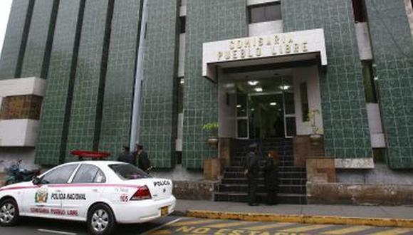 Capturan a delincuente que asaltó a ciudadana extranjera en Pueblo Libre (Foto referencial).
