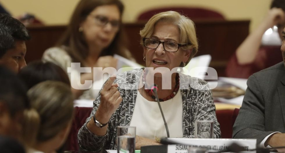Susana Villarán (Fotos: Renzo Salazar)