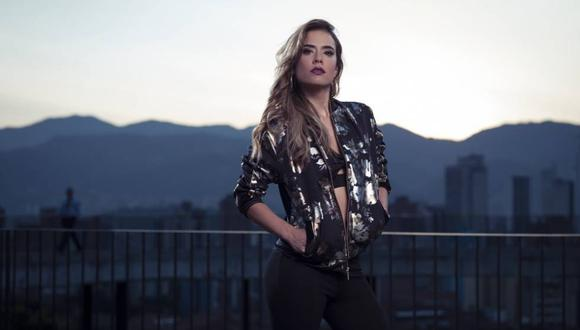 La actriz se casó el 4 de diciembre de 2010 con el productor argentino Mariano Bacaleinik (Foto: Caracol TV)