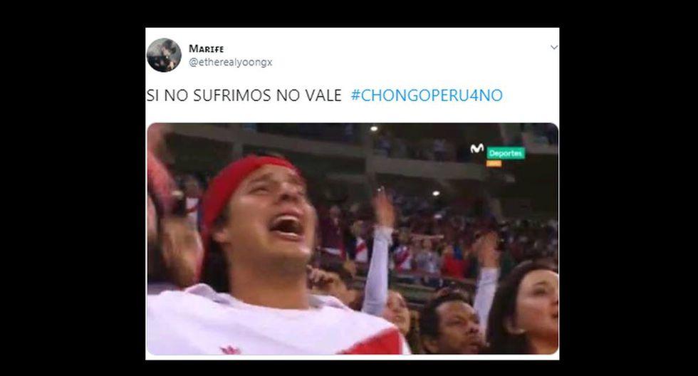 Memes del Perú vs Uruguay