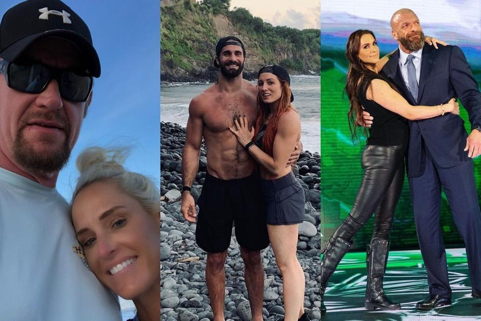 Estas son las parejas más famosas en la lucha libre. (Instagram)