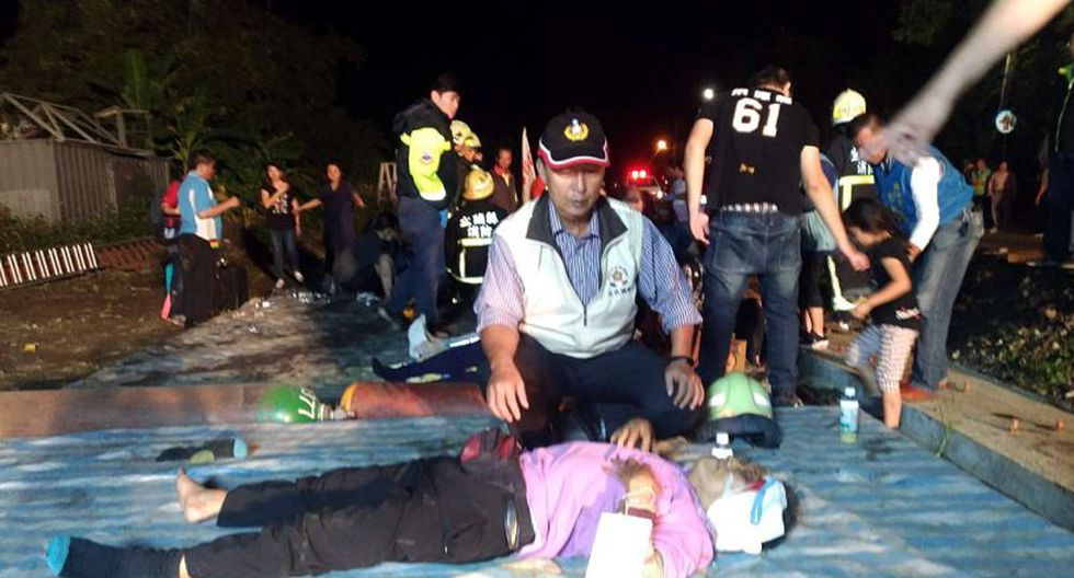 Los heridos se elevan a 126, según los últimos datos del Servicio Nacional de Bomberos. (Foto: EFE)