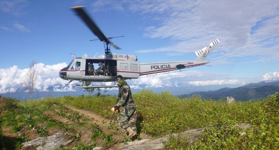 VRAEM: Emboscada narcoterrorista deja un policía muerto en Ayacucho. (Fotos: USI/Referencial)