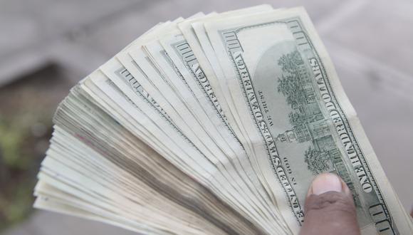 El dólar operaba con ganancias en México. (Foto: GEC)