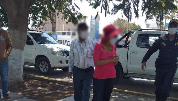 Chiclayo: falsos desatoradores de desagüe roban 35 mil soles en casa de ancianos (Foto: PNP)