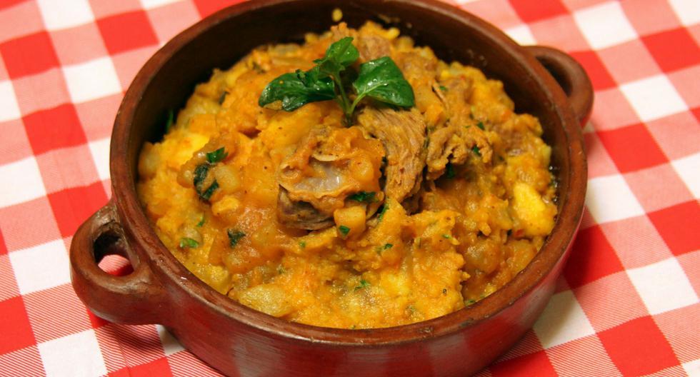 'El Pregón' destaca platos típicos de Arequipa como el locro de pecho. Es un platillo vale la pena probar. (Foto: Difusión)