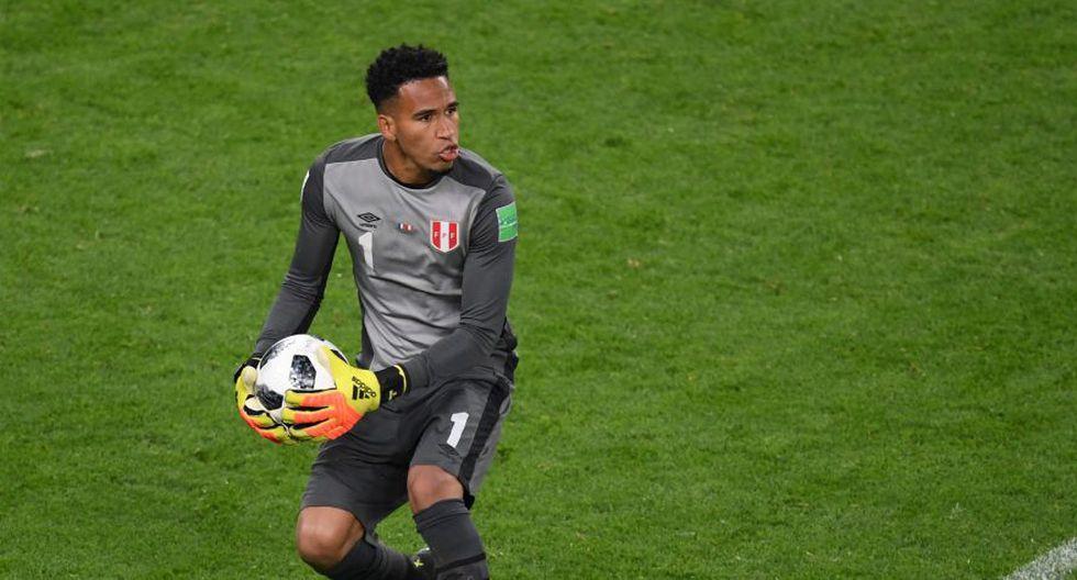 Sporting Cristal quiere a Pedro Gallese y ya no llegaría a Alianza Lima