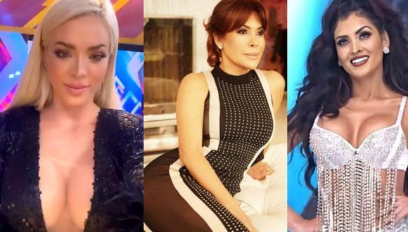 Sheyla Rojas pide tener cuidado al hablar del peso de los personajes de la televisión | TROME