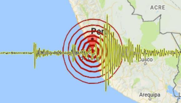 Temblor en Lima: Sismo de 3.8 sacudió Cañete esta mañana