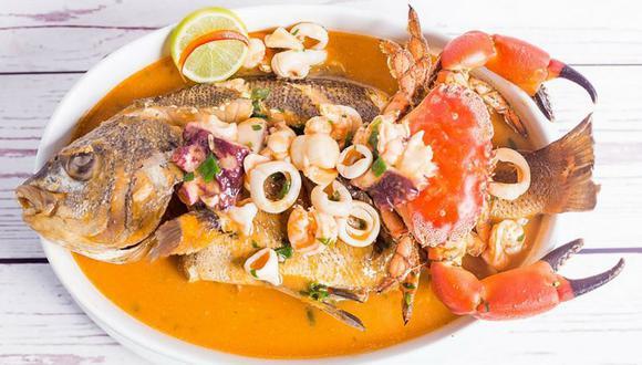 La parihuela es uno de los platos más deliciosos de la gastronomía peruana (Foto: Mi Barrunto / Archivo GEC)
