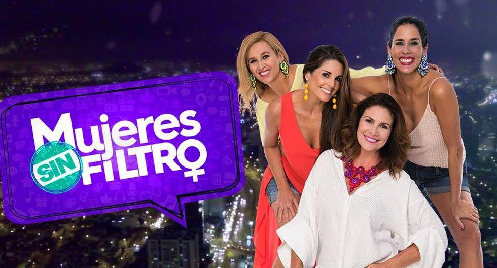 Mujeres sin filtro: Rebeca Escribens, Gianella Neyra, Katia Condos y Almendra Gomelsky regresan recargadas