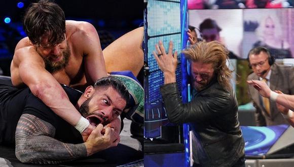 Roman Reigns vs. Daniel Bryan vs. Edge en WrestleMania 37. Se viene una gran lucha. (Instagram WWE)